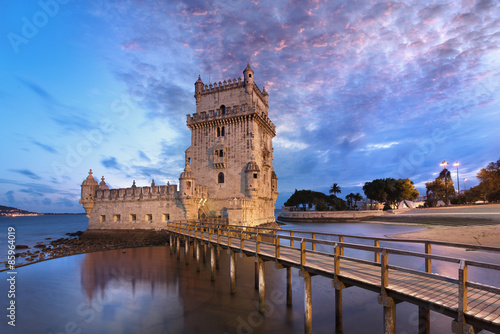 wieza-torre-de-belem-belem-lizbona-portugalia