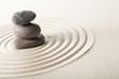 Zen, stone, rock.