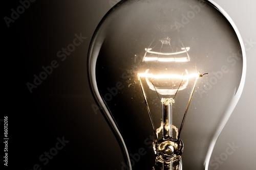 Fotografía  Solution, Light Bulb, Creativity.