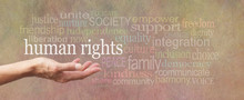 Human Rights Is In Our Hands C...
