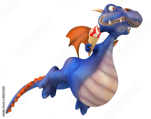 Fun dragon
