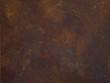 canvas print picture - Tischplatte braun Rost Metall Eisen