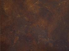 Tischplatte Braun Rost Metall Eisen