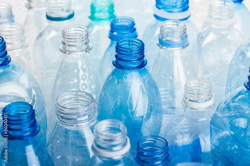 Fotografie, Obraz  Bottle, Plastic, Recycling.