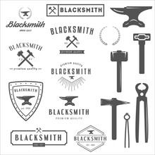 Collection Of Logo, Elements A...