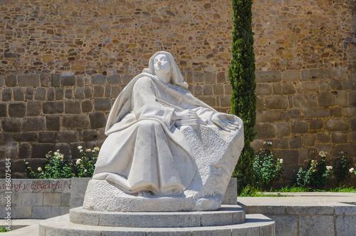 Fotografie, Obraz  Santa Teresa de Jesus