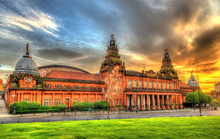 The Kelvin Hall, A Mixed-use Arts And Sports Venue In Glasgow, S