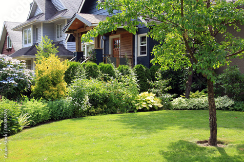 Beautiful home and garden