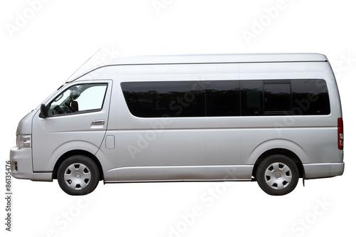 Fotografie, Obraz  Modern minibus
