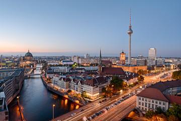 Panel Szklany Podświetlane Berlin Berlin
