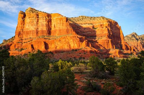 Fotografie, Obraz  Golden Mesa at Sedona, Arizona