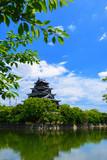 Japońska świątynia nad rzeką