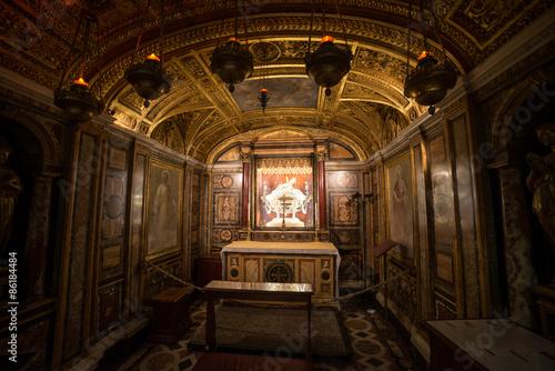 In de dag Temple Basilica di Santa Maria Maggiore