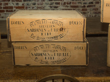 Whiskey Shipping Crates