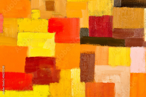 Abstract Painting Fragment #86251248