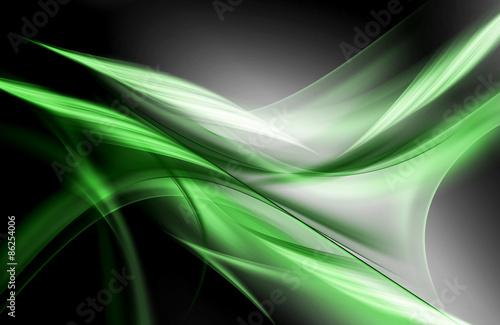 niesamowite-zielone-fale-streszczenie-tlo