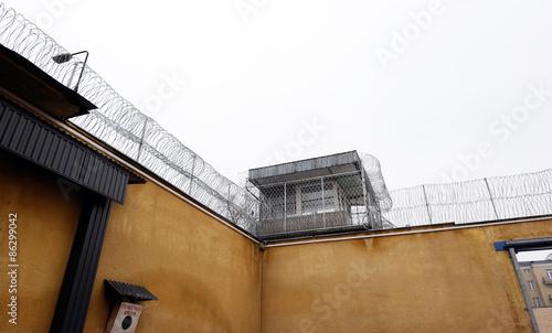 Stampa su Tela więzienie