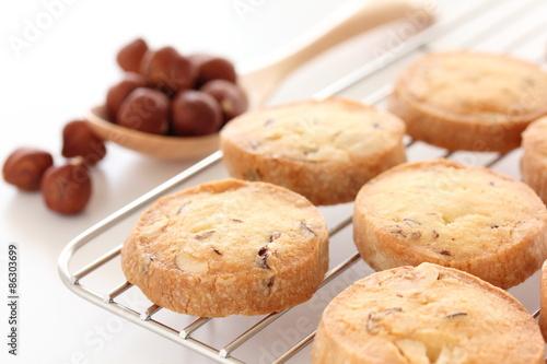 Foto op Plexiglas Koekjes 焼き立てのクッキー