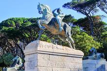 Cecil Rhodes Monument - Cape T...