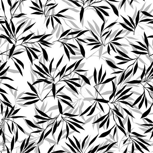 bambusowy-liscia-tlo-kwiecista-bezszwowa-tekstura