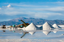 Salinas Grandes On Argentina A...