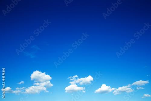 Fototapeta blue sky obraz