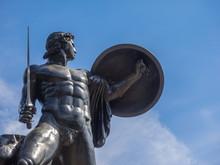 Achilles Statue, Hyde Park, Lo...