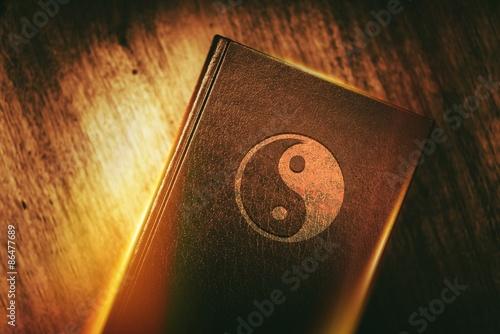 Fototapeta Taoism Book of Harmony obraz