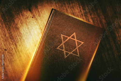 Zdjęcie XXL Księga judaizmu