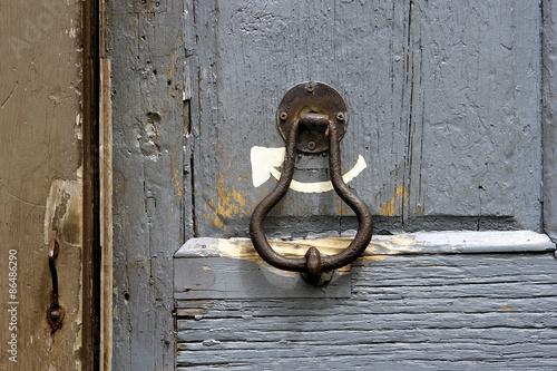 Cuadros en Lienzo colonial door knocker/handle