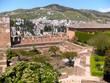 Vue sur Grenade de l'Alhambra