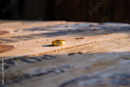 Papiers peints Retro Diamond ring