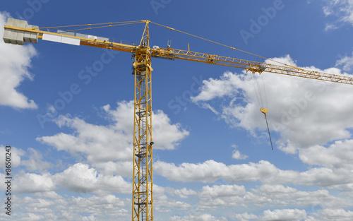 Photo  Gru per l'edilizia