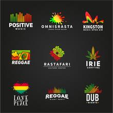 Set Of Positive Africa Ephiopi...