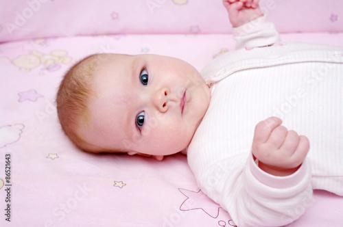 Valokuva  baby girl