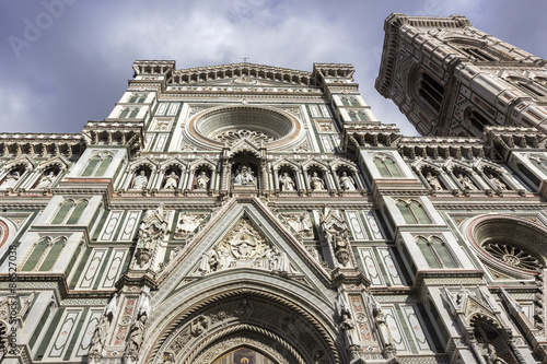 Fotografie, Obraz  Cathedral of Saint Mary of the Flower in Florence, Italy