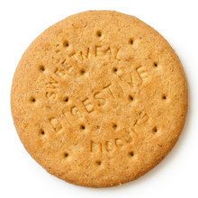 Round Sweetmeal Digestive Bisc...