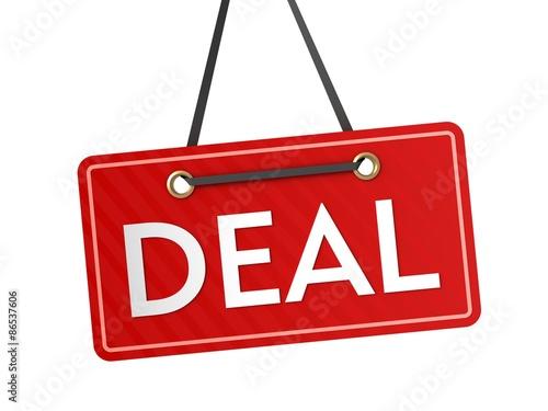 Fotografía  deal