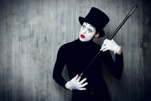 Stick And Mime