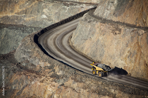 Fotografia, Obraz  Modern Gold Mine in Kalgoorlie, Western Australia