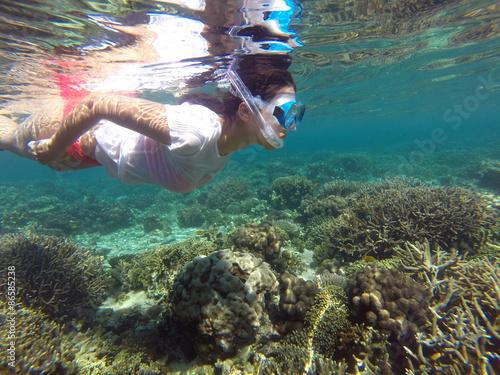 Snorkeling Barriera Corallina