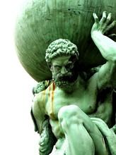 Statue Of Atlas Statue Of Atl...