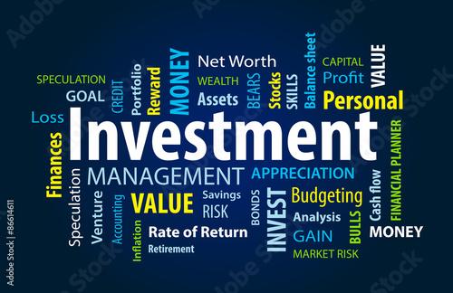 Fotografía  Investment