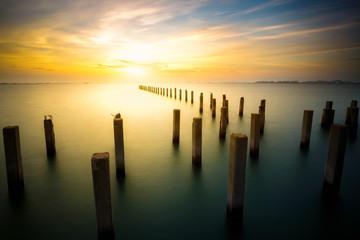 Fototapeta Wschód / zachód słońca Sunset