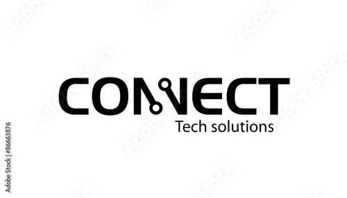 Connect Logo Template