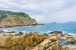 Coastline GanhDen beach