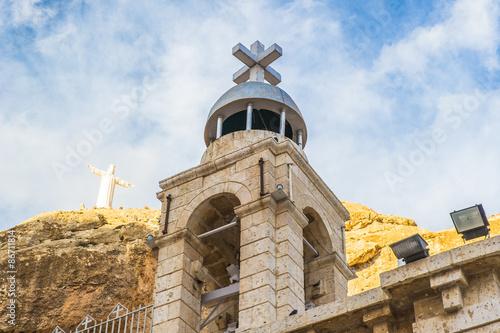 Photo Monastery chapel  in Ma`loula.