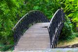 Stary most nad rzeką