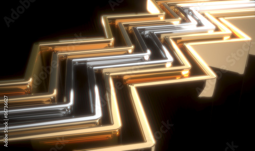 Wall mural - abstract background