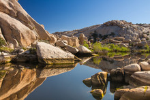 Barker Dam In Joshua Tree Nati...